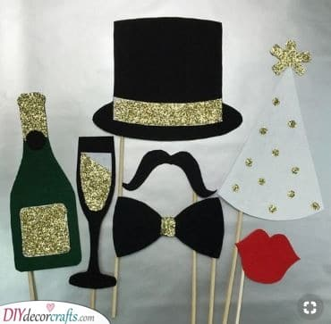 Photo Booth Party Props - For A Fabulous Picture