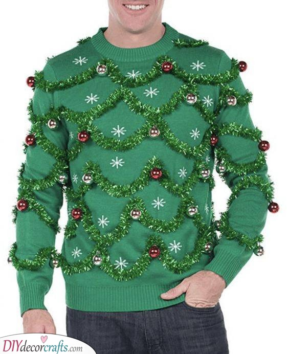 A Christmas Pullover - Best Christmas Gifts for Men