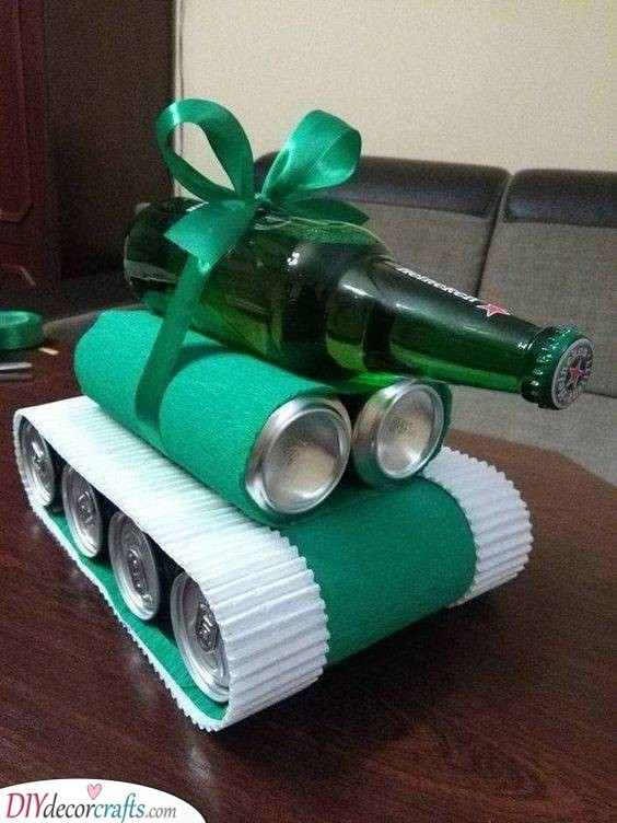 A Beer Tank - Great Christmas Presents for Him