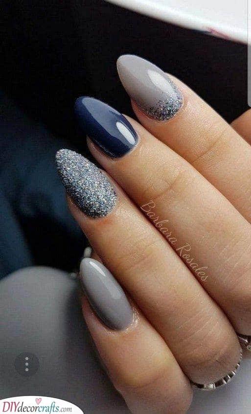 Amazing and Elegant - Winter Nail Ideas