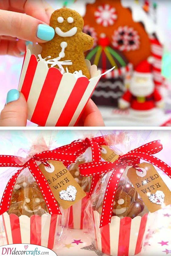 Baked With Love - Gingerbread Men