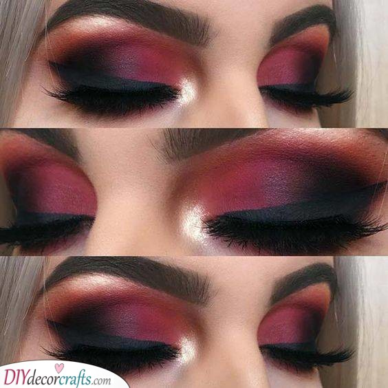 Bold and Beautiful - Dark Shades for Winter
