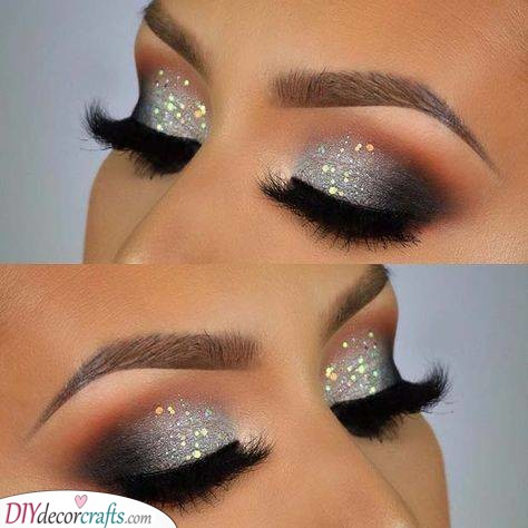 Add Speckles of Glitter - Magical and Sparkly