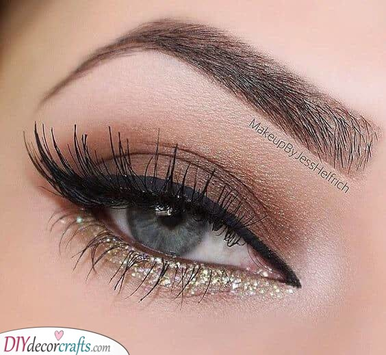 Smokey and Sensual - With a Bit of Sparkle