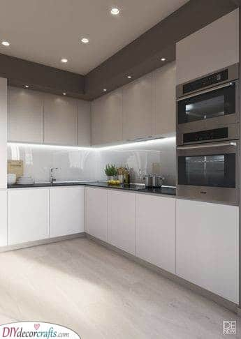 The New Age - Kitchen Cabinet Ideas