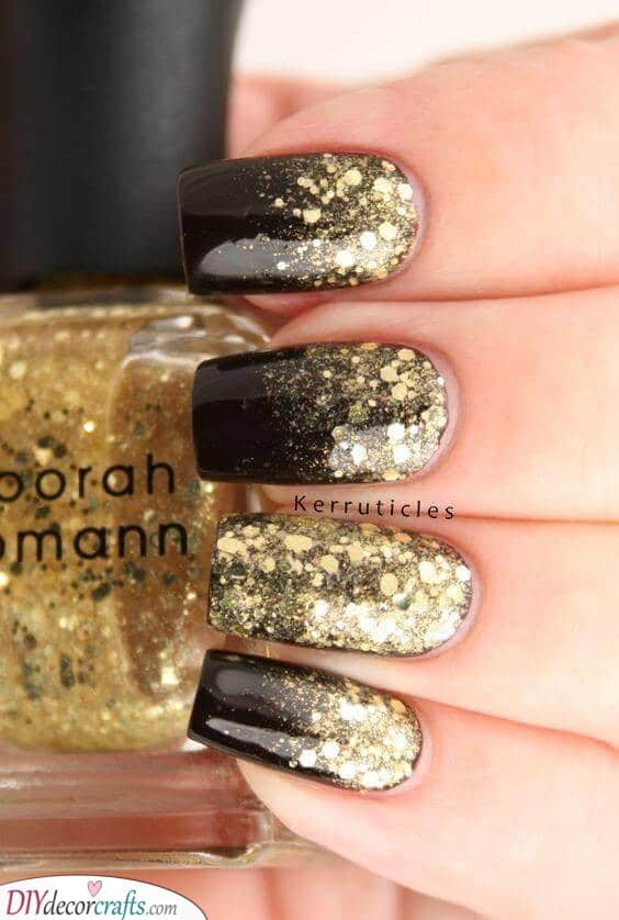 Black and Gold - A Fabulous Combination