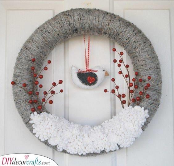Cosy and Cute - Handmade Winter Door Decorations