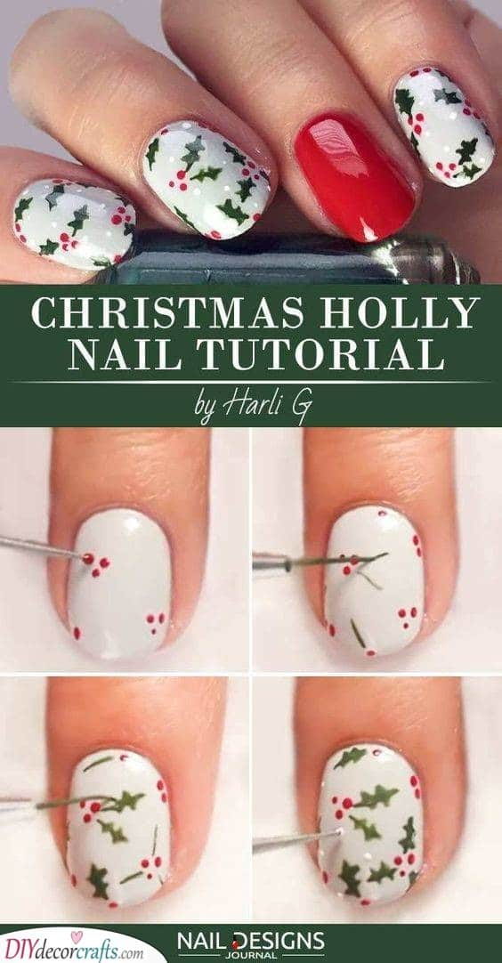 Full of Holly - Cute and Festive