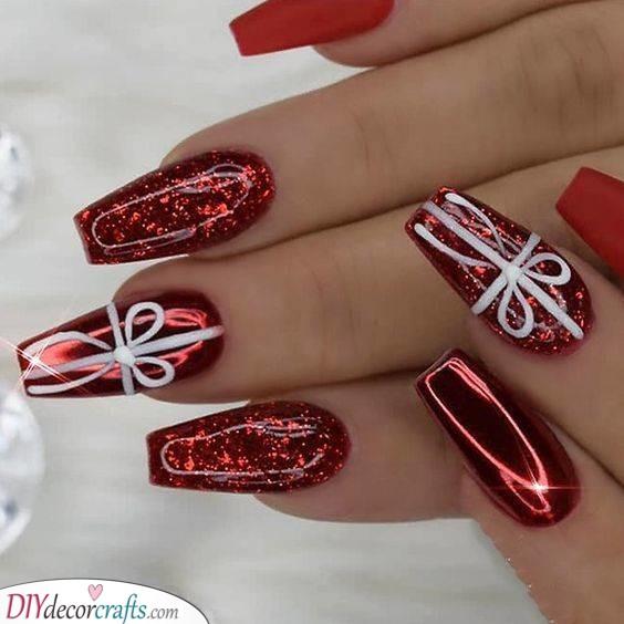 Christmas Gifts - Christmas Nail Ideas