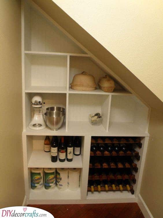 Under the Stairs - Creative and Awesome