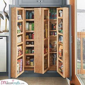 Swing Out the Pantry - Cute and Fabulous