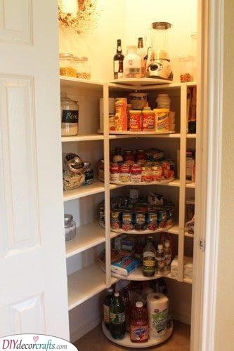 Enhance Your Pantry - A Lovely Idea