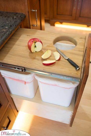 Keeping it Easy and Simple - Garbage Bins