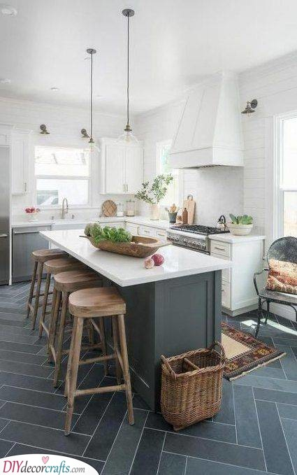 Small Kitchen Island With Seating Small Kitchen Island Ideas With Seating