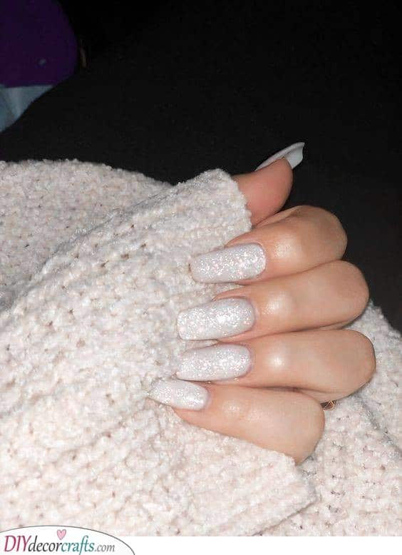 Long and Glamorous - Add a Bit of Sparkle