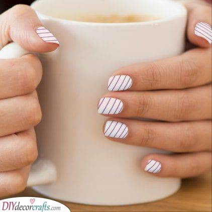 Cute in Stripes - Try Something Simple