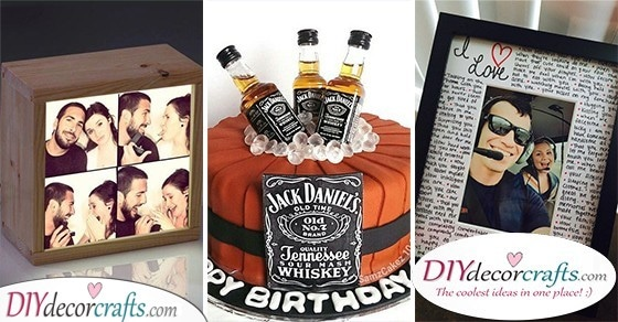 30 CREATIVE BIRTHDAY GIFTS FOR BOYFRIEND - Birthday Present Ideas for Boyfriend