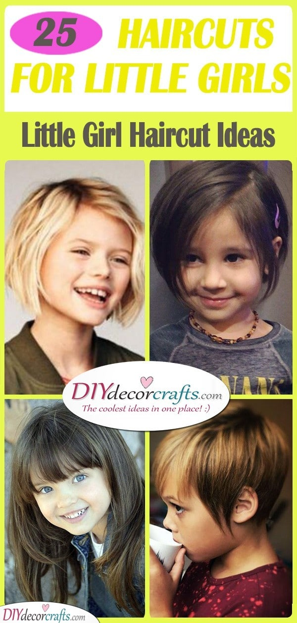 Cute Haircuts For Little Girls 25 Little Girl Haircut Ideas