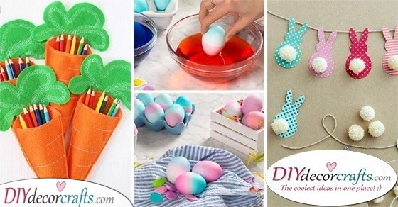 INSPIRATION FOR EASTER - A Collection of Easter Ideas