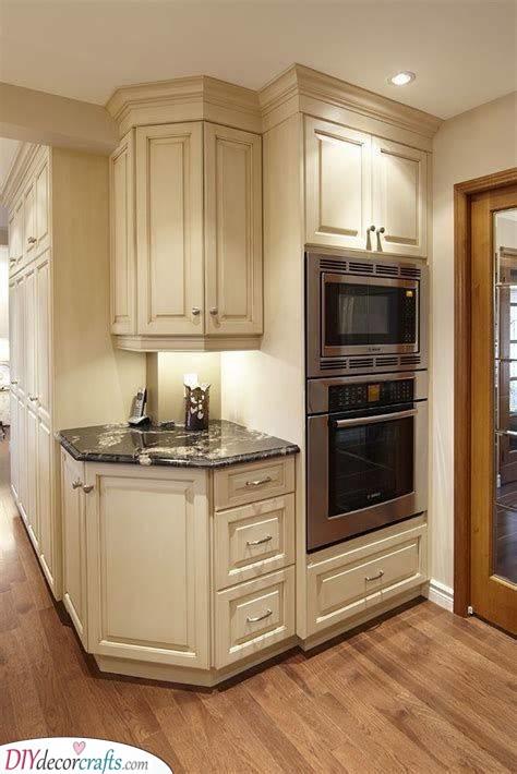 Corner Kitchen Units - Inspiring and Stylish