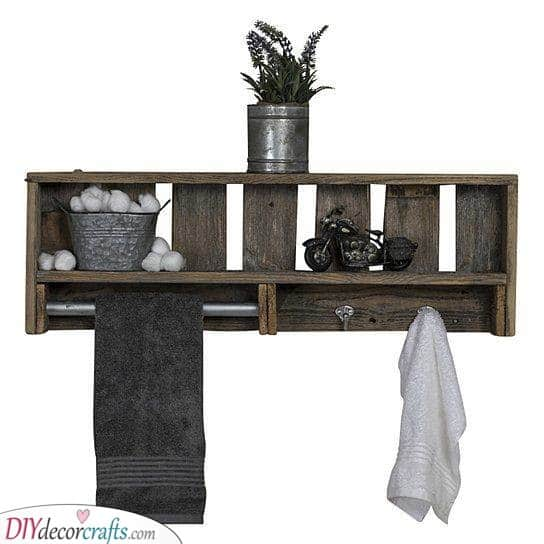 Using Reclaimed Wood - Reimagine an Old Crate