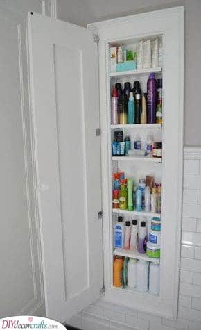 A Built-In Cabinet - Fantastic and Practical