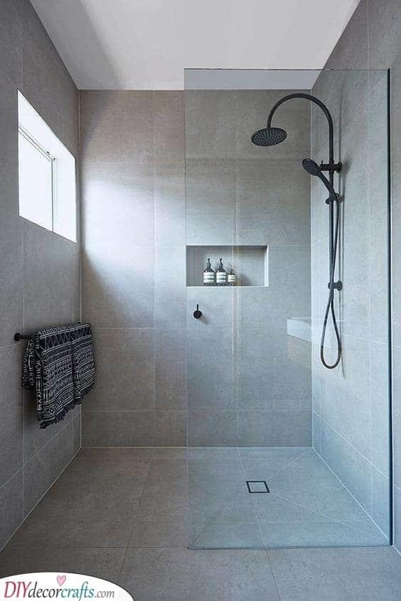 Modern and Minimalist - Best Bathroom Design Ideas