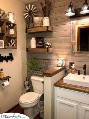 A Farmhouse Vibe - Lovely in Rustic