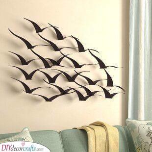 A Flock of Birds - Flying Together