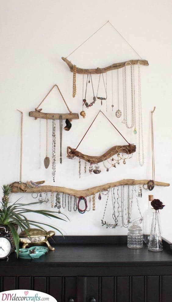 Jewellery Organizers - Decoration and Storage