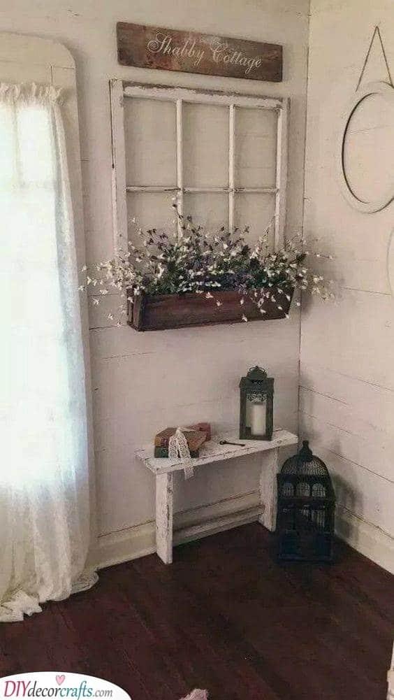 An Essence of Farmhouse - Rustic Decor Ideas