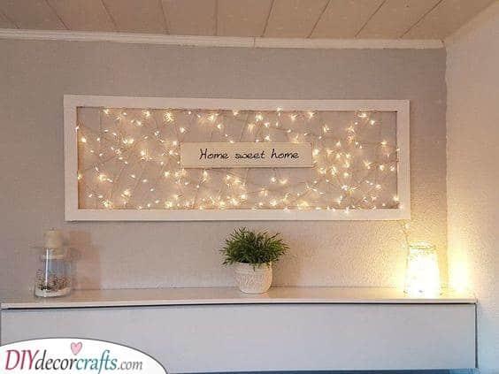 Diy Wall Decor Ideas Homemade Wall Decoration Ideas