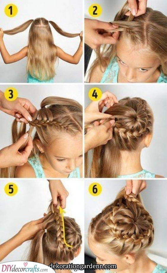 Refined and Brilliant - Creating Cute Buns