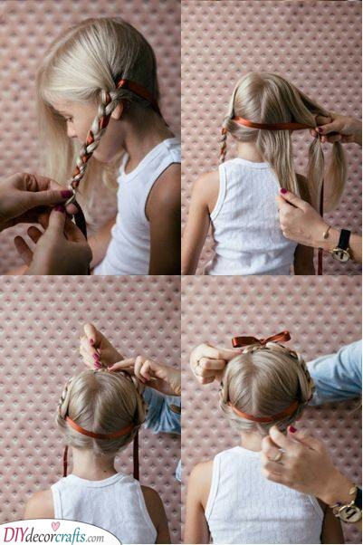 Delicate and Adorable - Easy Braids for Little Girls