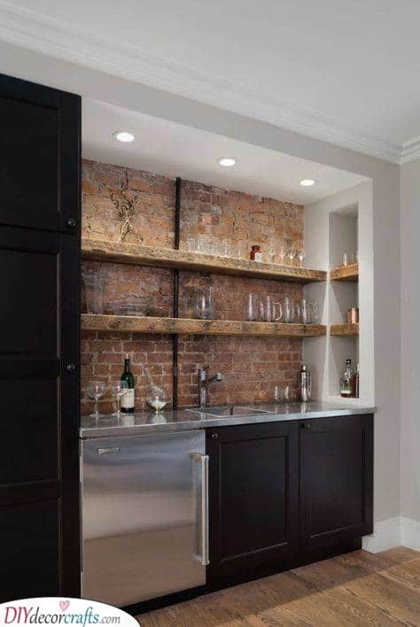 Creative and Cosy - Modern Small Kitchen Ideas