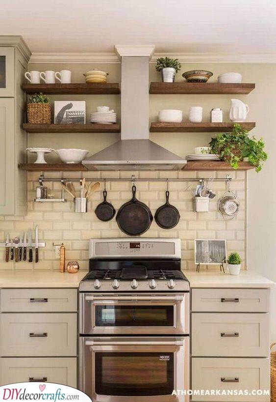 A Homely Vibe - Gorgeous Kitchenette Ideas