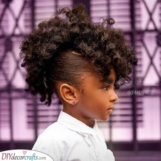 Back to School Hair - Funky and Unique