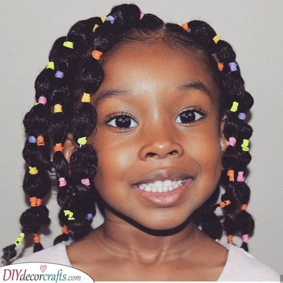 Trendy and Terrific - Cute Hairstyles for Little Black Girls