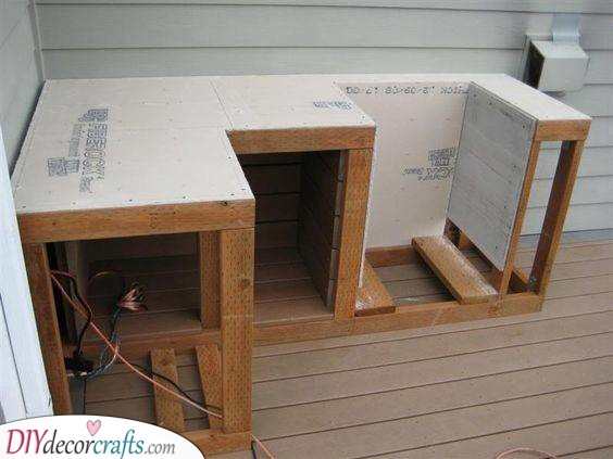 Building Your Own Cabinets - Awesome DIY Ideas