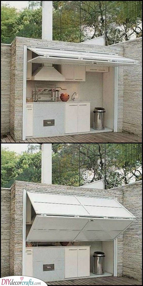 Protecting Your Cabinets - A Great Innovation
