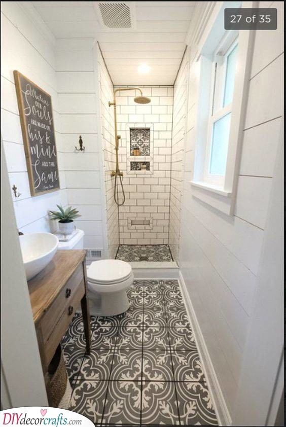 Small yet Stunning - Arranging Your Bathroom