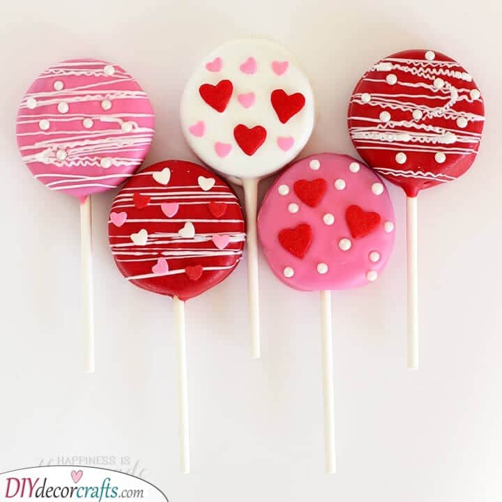 Cute Oreo Pops - Simple and Easy