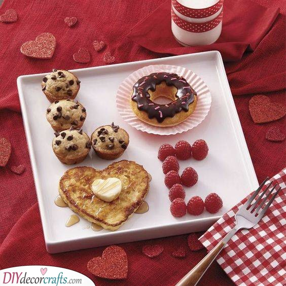 Spell It Out - Valentine's Day Recipes