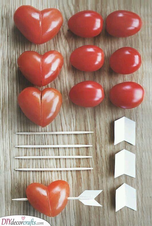 An Arrow Through Your Heart - Fresh and Healthy