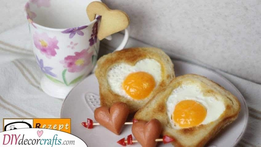 The Perfect Breakfast - Easy and Fun to Make