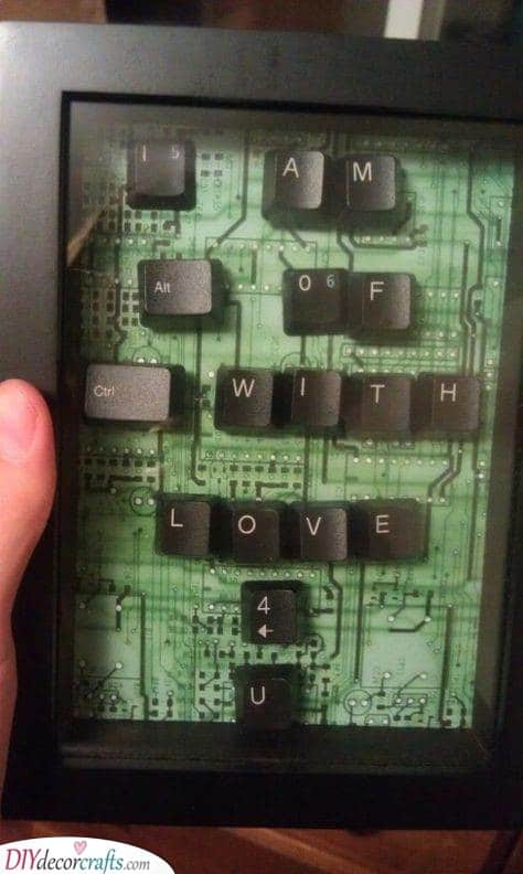 Gifts for a Geek - Funny Valentines Day Gift Ideas for Her