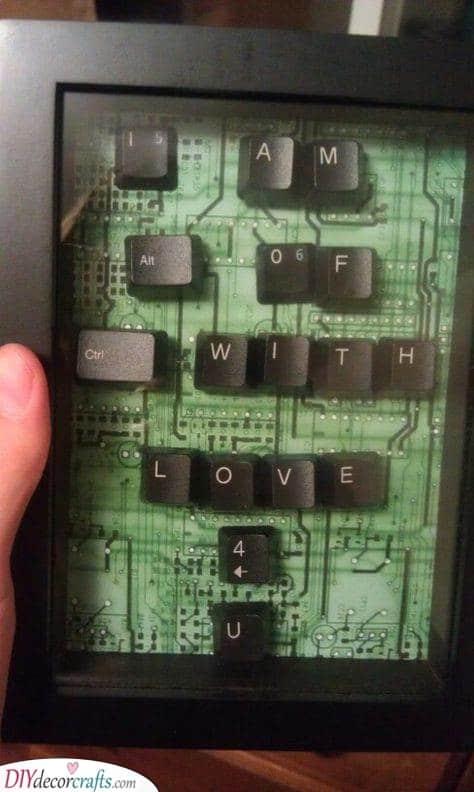A Computer Geek Gift - Cheap Valentines Gift Ideas