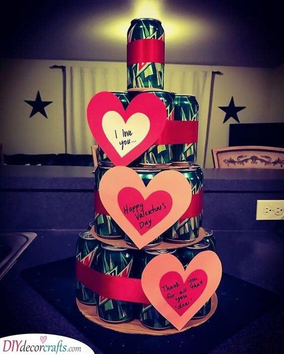 DIY Valentine's Day Gift Ideas for Him