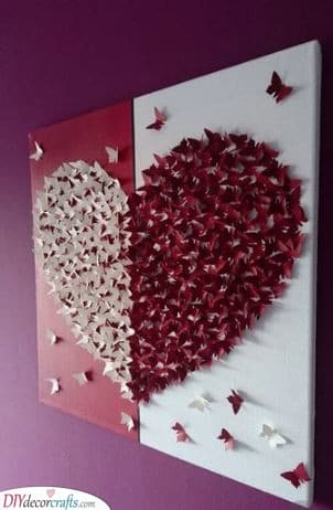 Creating Some Art - Creative Valentines Day Gifts