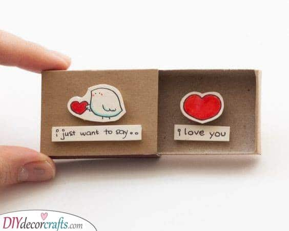 Cute and Quirky - A Simple Present Idea